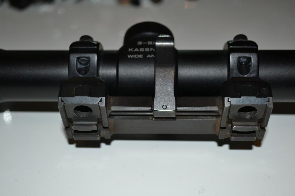 Kassnar deluxe riflescope 3x -9x40 764906013