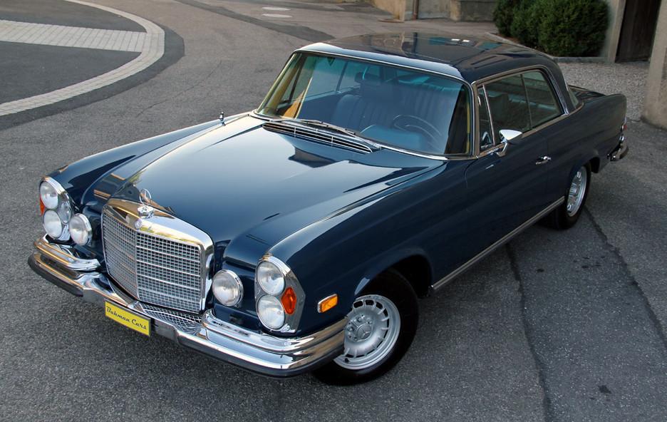une splendide et magnifique Mercedes-Benz w111 coupé vendue par Bahman Cars - Page 2 765238mbw1110028