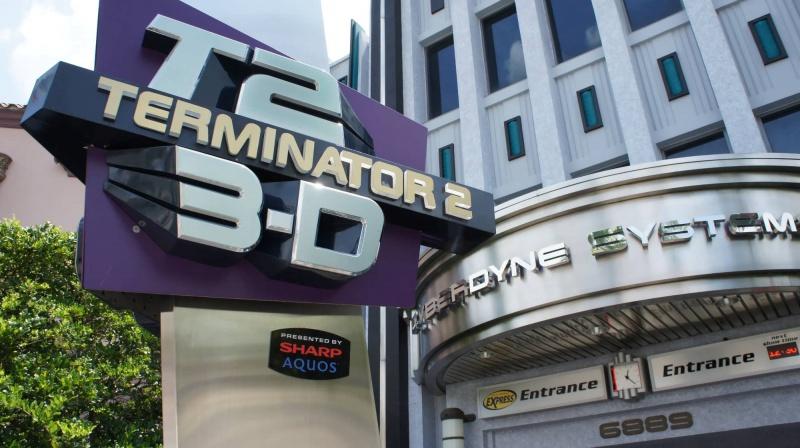 [18-31 octobre 2014] Voyage de noces à Walt Disney World et à Universal - Page 25 765645Terminator2