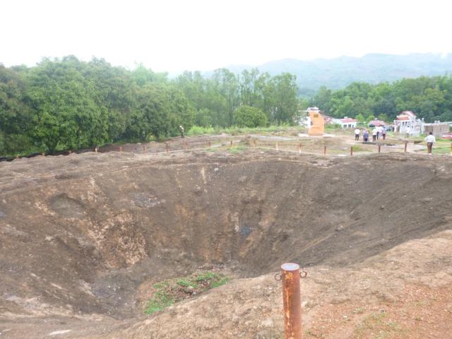 Tourisme historique à Dien Bien Phu 766301P1030713