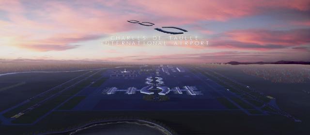 [CXXL] Pasir, Phrance 766710CharlesdeTaulleInternationalAirport