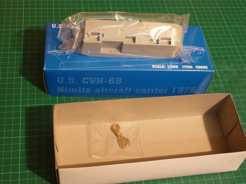 CVN Nimitz 1/350 Trumpeter 767273P1040806