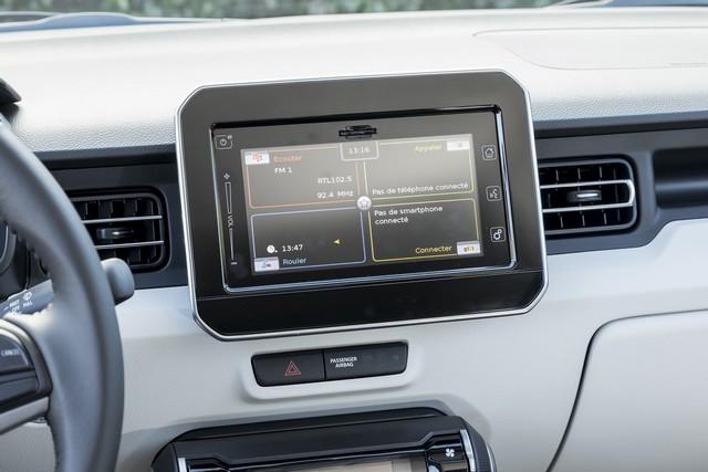 Suzuki IGNIS, Le nouveau SUVultra compact  768154Suzukiignis21