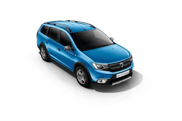 Et de quatre ! La famille Stepway s'agrandit avec Nouvelle Dacia Logan MCV Stepway 7685098734216