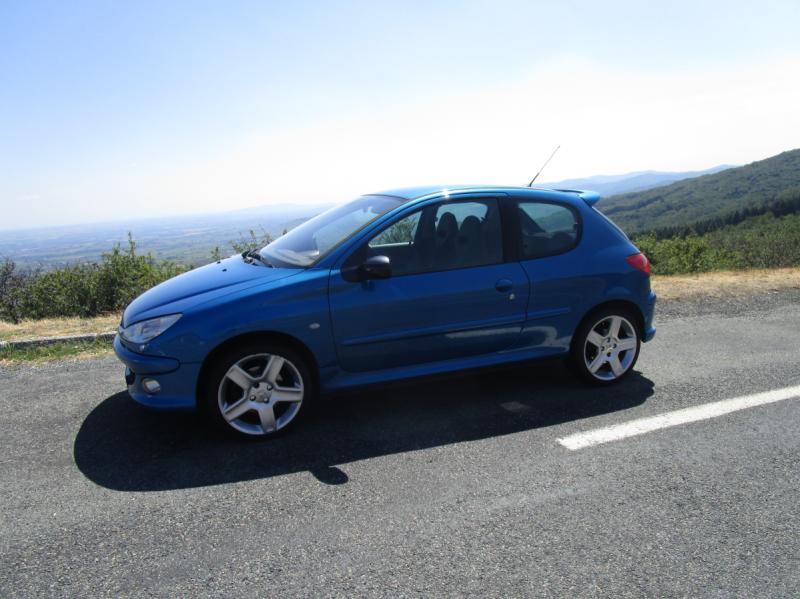[BoOst] Peugeot 206 RCi de 2003 770129862
