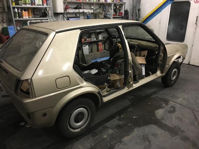 Golf2 1985 - 1.8 8V CLEAN 770315IMG0014