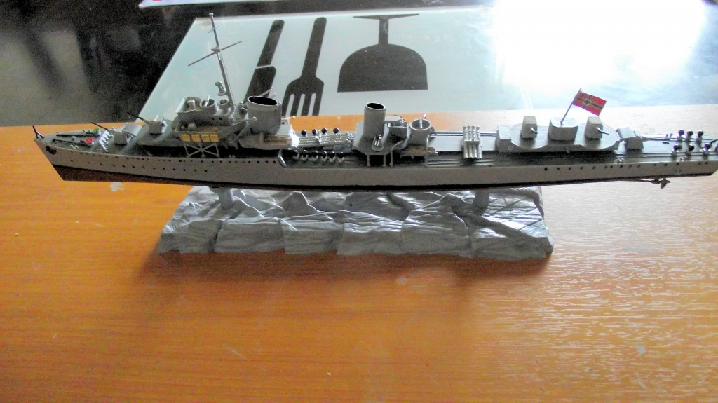 Destroyer 1936 1x350 Revell 770707Destroyer13