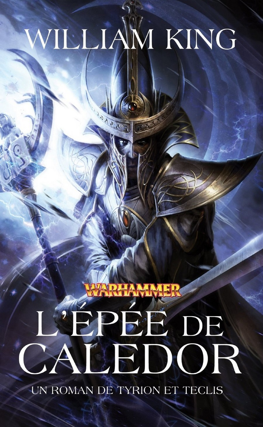 L'Épée de Caledor de William King 771321lpeedecaledor