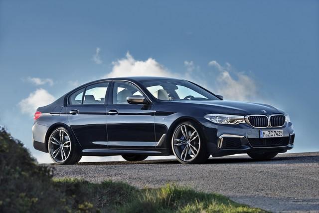 La nouvelle BMW M550i xDrive 773006P90244780highResthenewbmwm550ixd