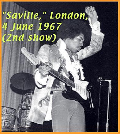 Londres (Saville Theatre) : 4 juin 1967 [Second concert] 7741580406672