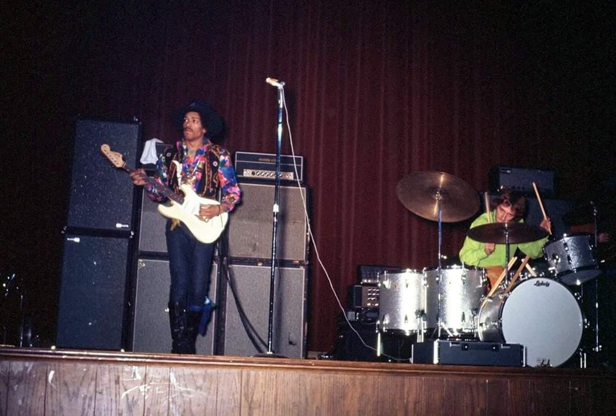 Flint (IMA Auditorium) : 24 mars 1968  774810Flintq