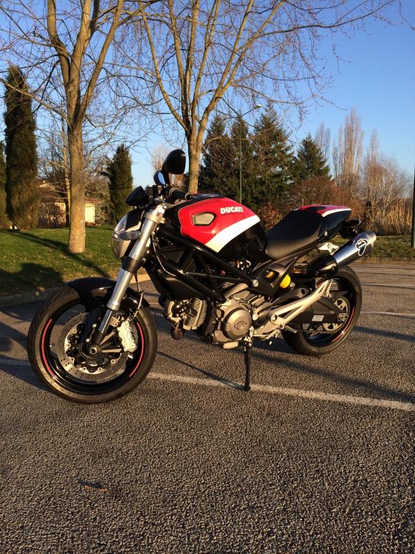 Ducati Monster 696 775096IMG0075