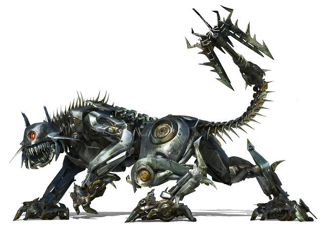 Concept Art des Transformers dans les Films Transformers - Page 3 776125097ravage
