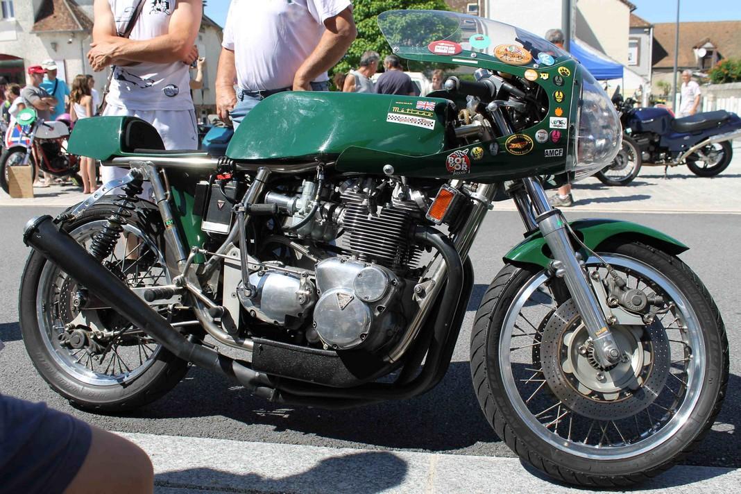750 Triumph Rickman du TT du perche 776199IMG4396
