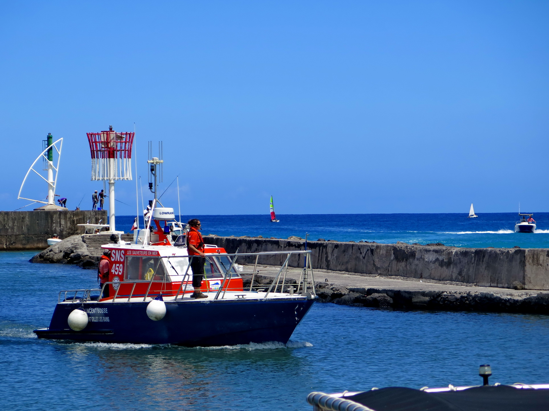 [Vie des ports] Les ports de la Réunion 776529marchsaintpaulstgilles175