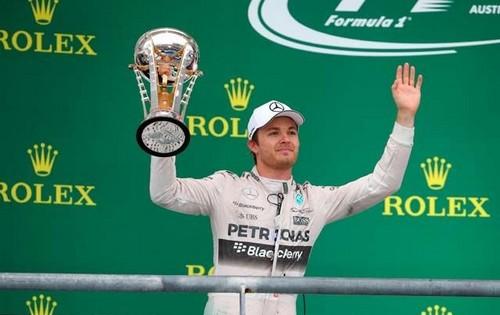 F1 GP des Etats-Unis 2015 (Qualifications et course) victoire et champion du monde Lewis Hamilton  7765592015Rosberg1