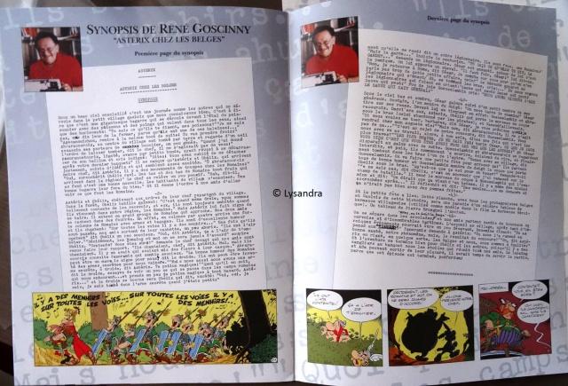 Astérix chez les Belges version Luxe  776640pochetteastrixchezlesbelges4