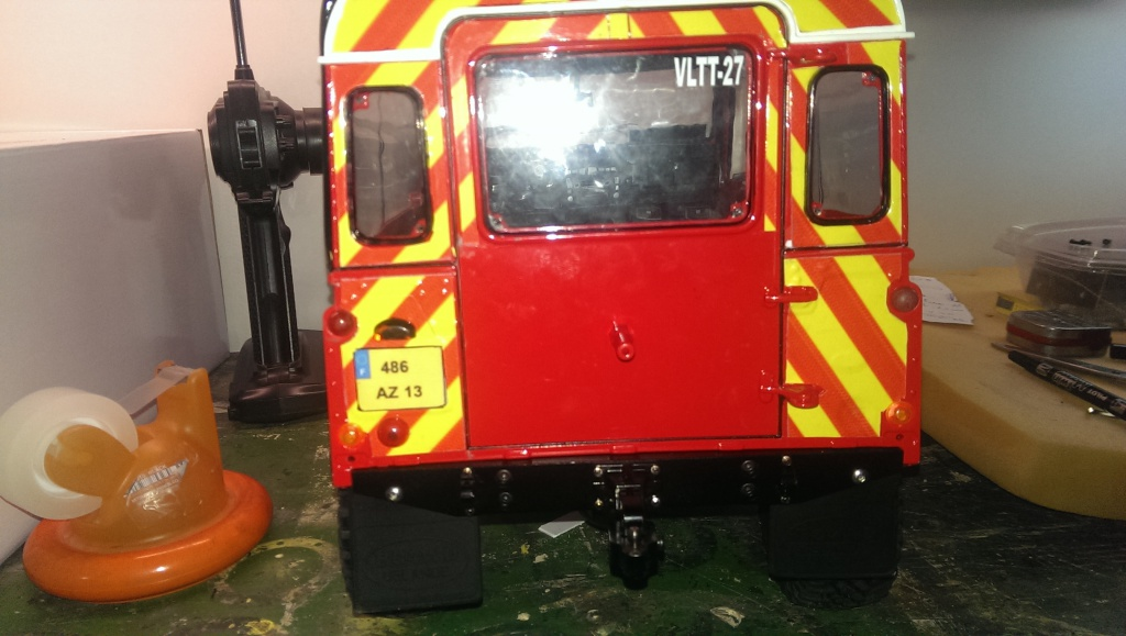 Defender 90 VLTT 'sapeurs pompiers des bouches du rhone - Page 5 777187IMAG0557