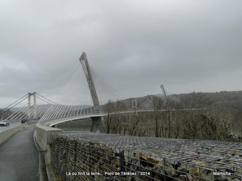 Térénez et son pont 778949SizunCrozonCamaretLandevenec373