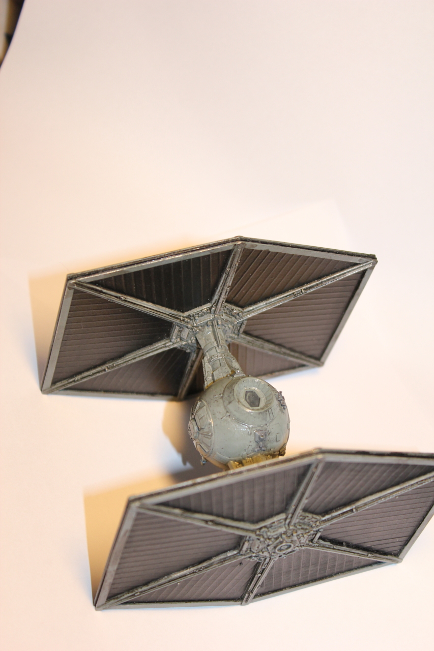 Star Wars [Tie Fighter] Fine Molds 1 : 72 780385DPP2040
