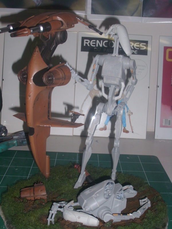 STAR WARS : STAP battle droid - Page 3 782379SL270008