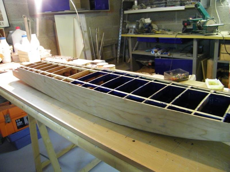 Russian gunboat Bk 1124 au 1/20e sur plan  - Page 2 7827141003448