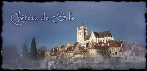 Le château de Dole