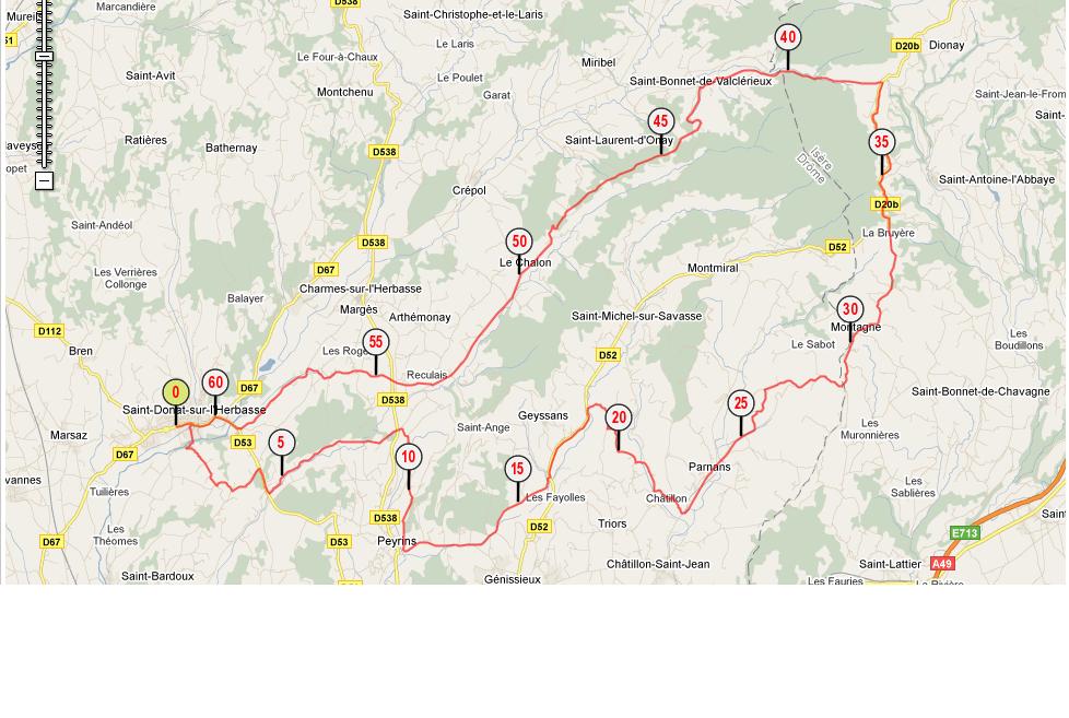 Virée Drôme des collines le samedi 14 mai 2011 784736simple