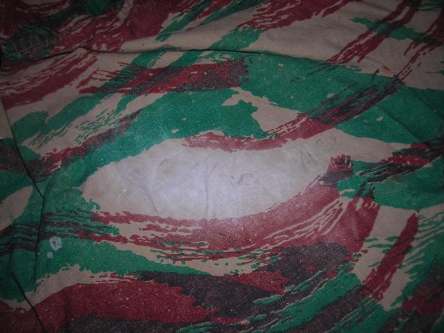 Sac paco en toile de tente camouflée léopard 784782DSCN7266