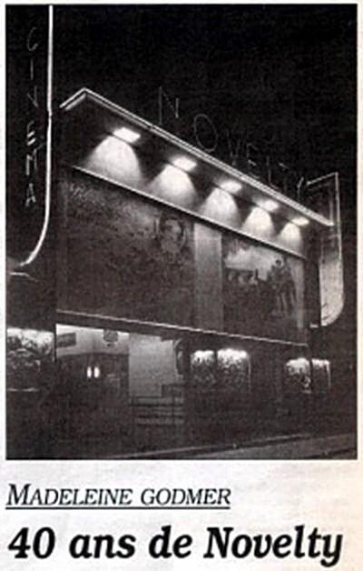 Evreux (Cinéma Novelty) : 13 octobre 1966 785853OldNoveltyCinemas