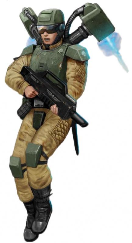 [W40K] Collection d'images : La Garde Impériale 786702ElysianDropTroopsgravchute