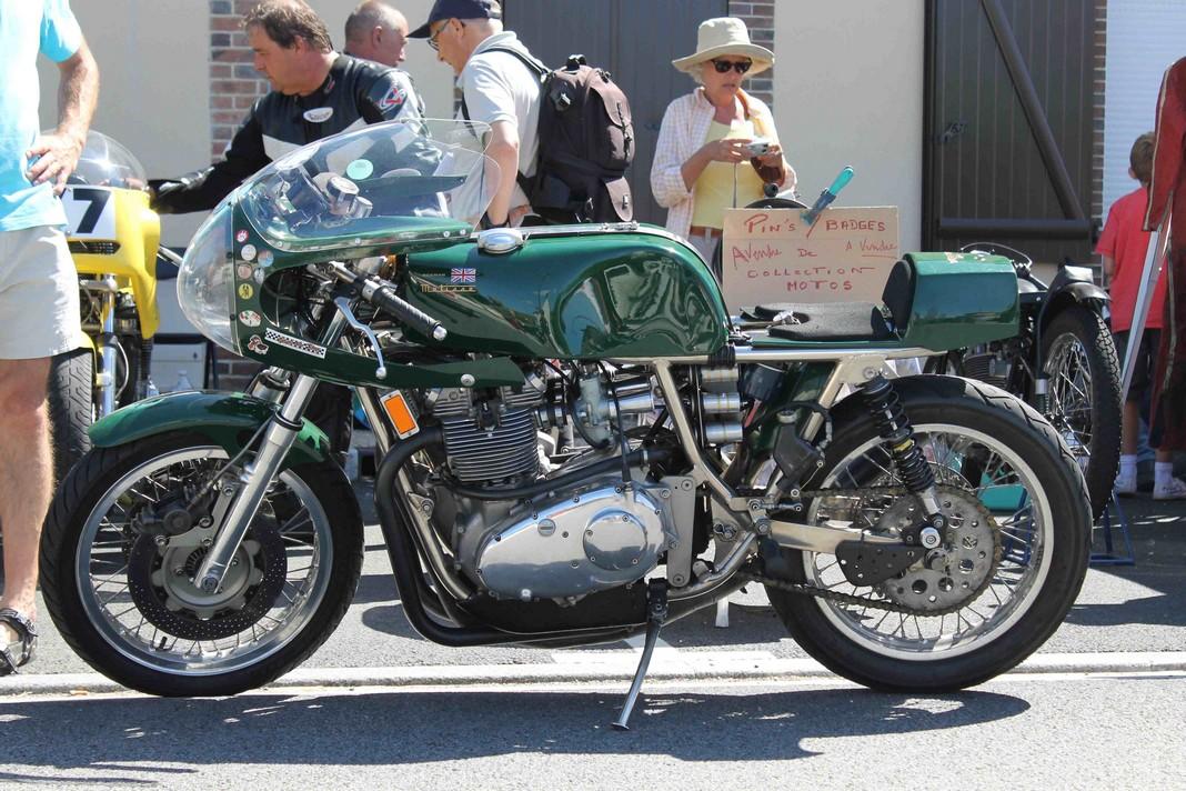 750 Triumph Rickman du TT du perche 787081IMG4392
