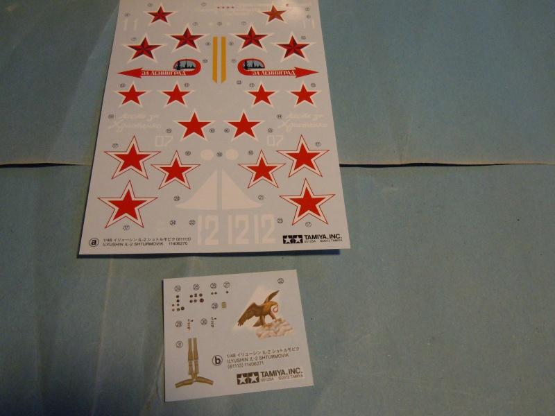 IL2-M3 ILYUSHIN (Tamiya 1/48) 787634DSCN7513