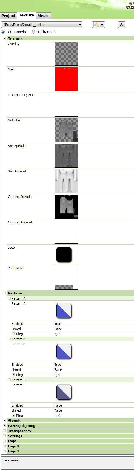 [débutant]Créer vos vêtements - Partie II - Les différents outils du TSRWorkshop 787641644