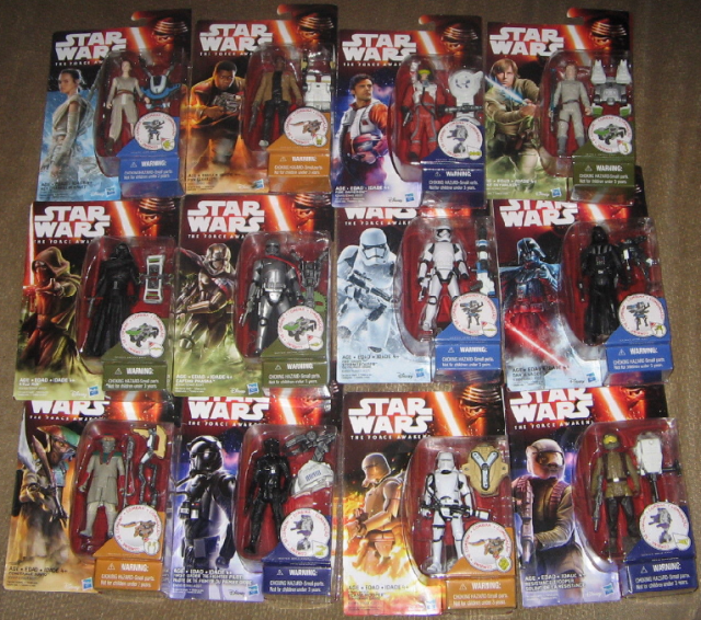 Star Wars : Le Réveil de la Force [Lucasfilm - 2015] 787987w12