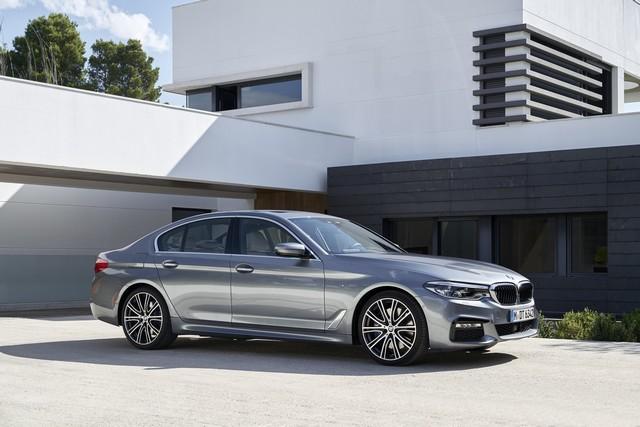 BMW Group au salon de Detroit NAIAS 2017 787988P90237213highResthenewbmw5series
