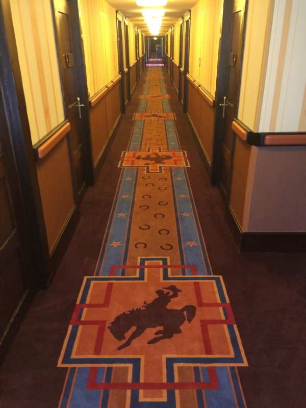 Nouvelles Chambres du Disney's Hotel Cheyenne sur le thème de Toy Story ! 788618IMG7268