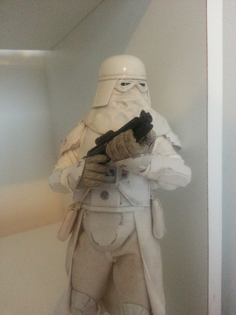 red360 review's : Star Wars Battle Of Hoth: Snowtrooper by Sideshow 78875720130426163509