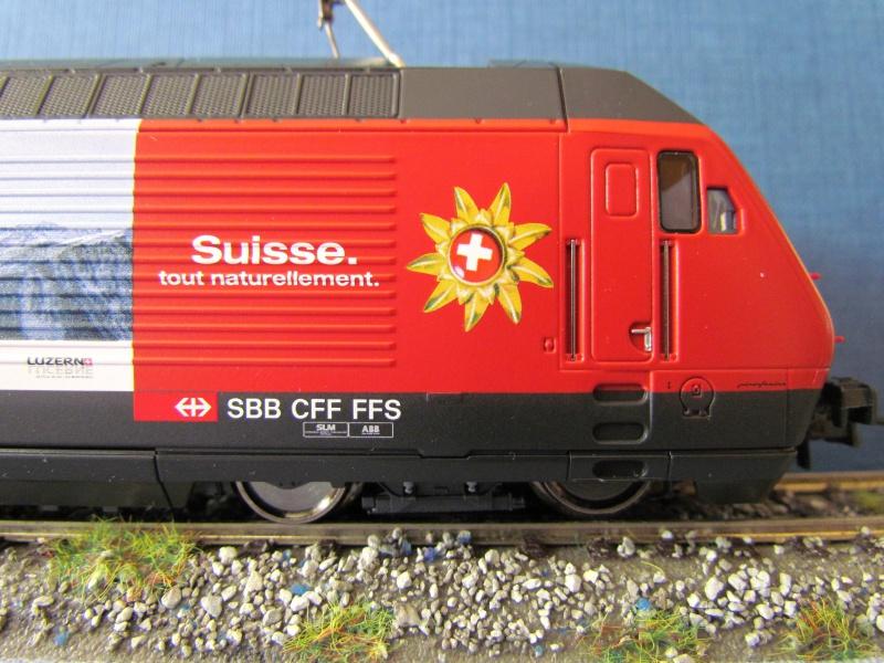 SBB 460 036-7  ROCO  3 rails AC 788826IMG3913