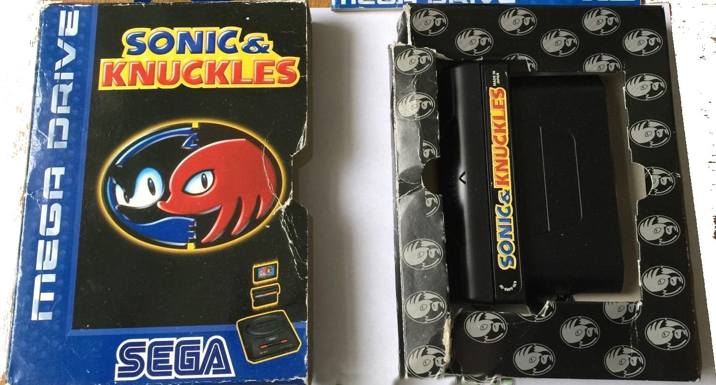 Les differents boitiers de jeux Megadrive 789872knockles