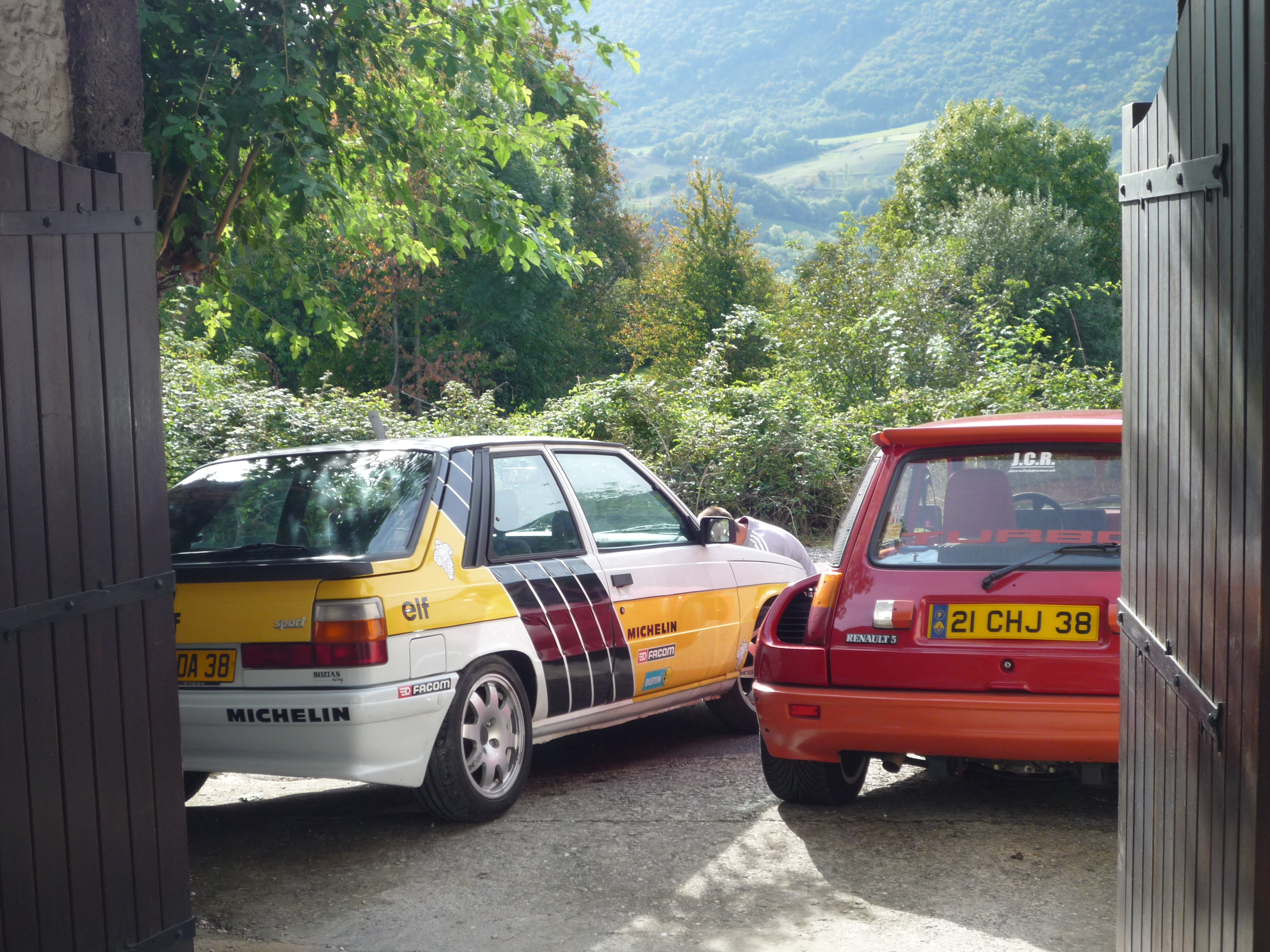 ma passion, la 5 turbo, les renault sport! 790125P1000272