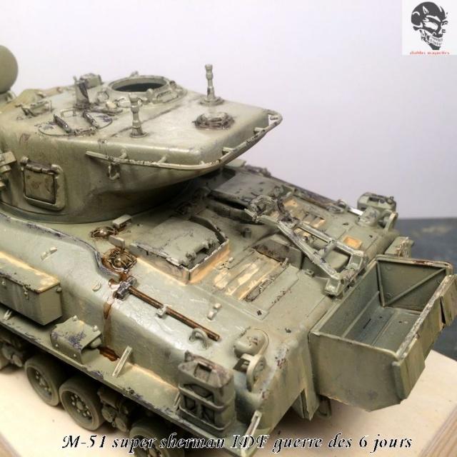 M-51 Super Sherman IDF - Academy 1/35 791085IMG4898