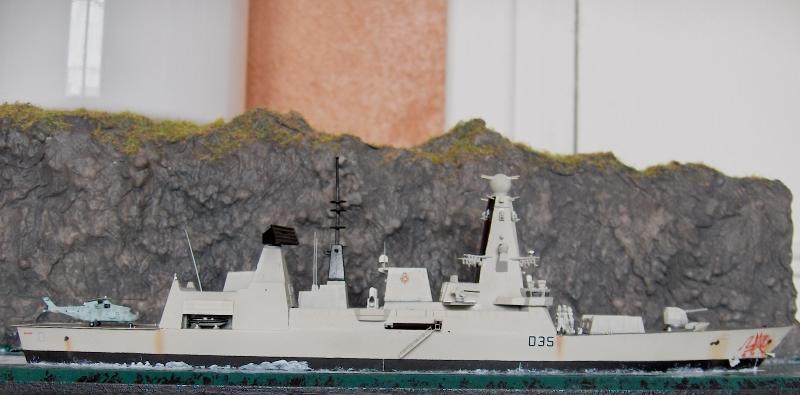 HMS Dragon type 45 batch2 1/700 791419HPIM2499