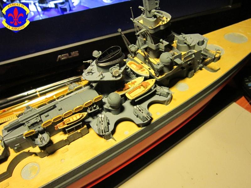 Croiseur de bataille Scharnhorst  au 1/350 de dragon - Page 6 792034IMG1383L