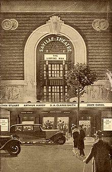 Londres (Saville Theatre) : 4 juin 1967 [Premier concert] 792133TheLimpingManSavilleTheatre1936