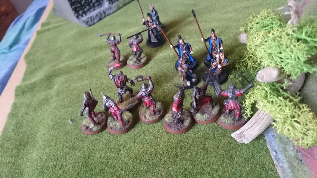 300 points / Elfes vs Orque et Uruk  792571319