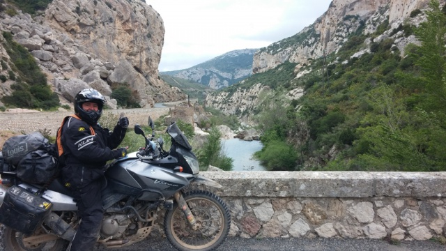Ultimate Off Road 2016 : de Millau a Collioure, 1000 bornes de pistes en maxi trail 793008selectionUOR201622