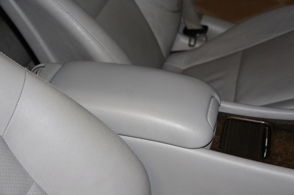 Pulizia Interni in Pelle - Mercedes C220 LETAMAIO 793521IMG1465