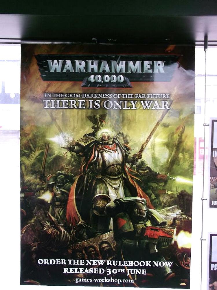 Le Livre de Règles de Warhammer 40,000 - V6 (Topic officiel) 79355630juin4