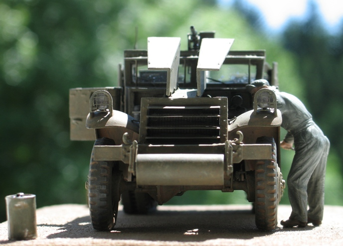 Half-track M4 mortier Dragon 1/35 793792modles117009